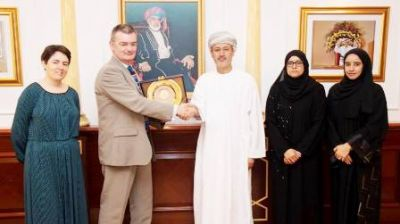 University of Glasgow and SQU explore areas of cooperation