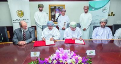 SQU-OMSB pact on nursing course