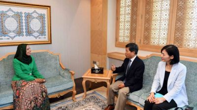 Education Minister holds talks on ways to achieve UNESCO objective