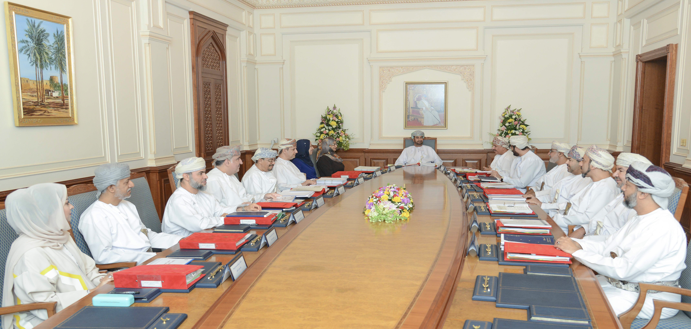 The First Meeting of the Education Council in 2017
