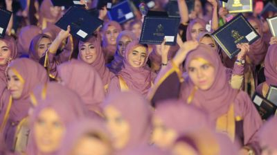 Mussanah college graduation today