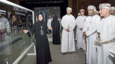 SQU students share views at 16th Business Week