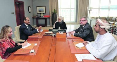 Scientific research, innovation discussed with AAAS delegation
