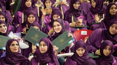 1,303 students from SQU receive degrees