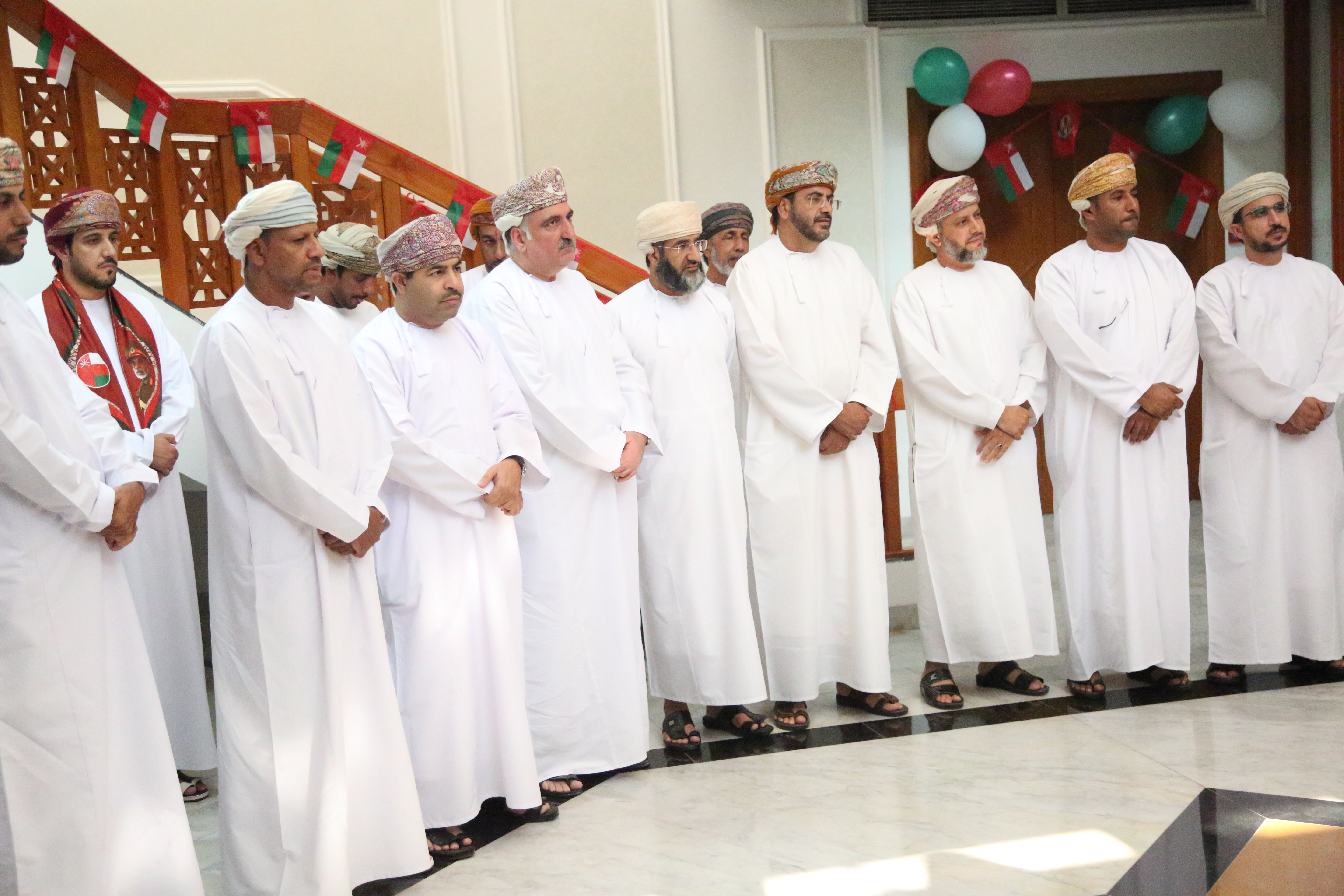 The Secretariat General of the Education Council celebrates the glorious 46th anniversary of the National Day