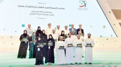 Twelve get National Research Awards