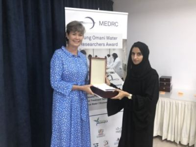Entries for Oman Young Water Researchers Award now open