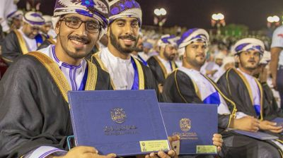 Over 3,100 to graduate from 9 SQU colleges